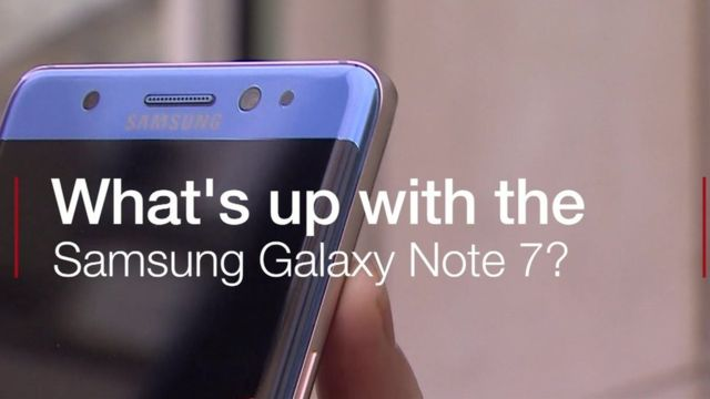 Samsung Galaxy Note 7: What went wrong? – BBC News