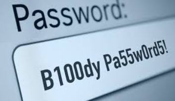 Passwords are back in the News!